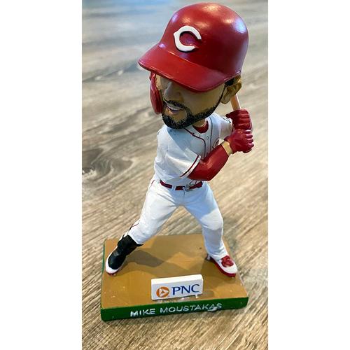 UMPS CARE AUCTION: Cincinnati Reds Mike Moustakas Bobblehead