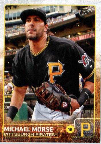 Photo of 2015 Topps Update #US219 Michael Morse