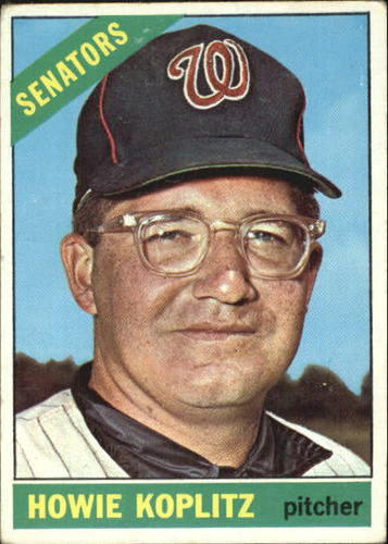 Photo of 1966 Topps #46 Howie Koplitz