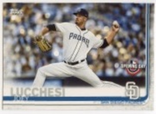 Photo of 2019 Topps Opening Day #165 Joey Lucchesi