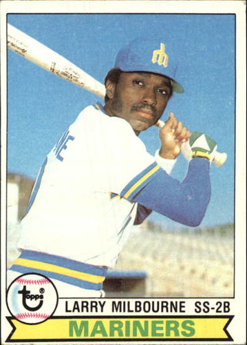 Photo of 1979 Topps #199 Larry Milbourne