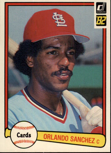 Photo of 1982 Donruss #636 Orlando Sanchez