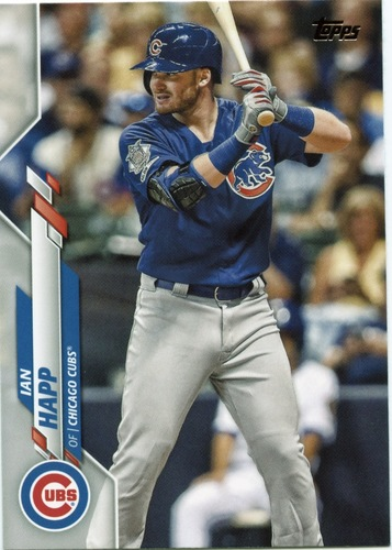 Photo of 2020 Topps #448 Ian Happ