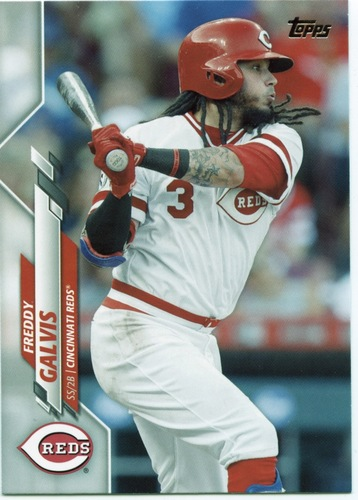 Photo of 2020 Topps #685 Freddy Galvis