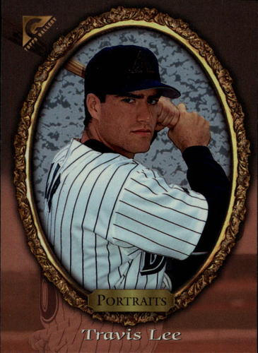 Photo of 1998 Topps Gallery #20 Travis Lee
