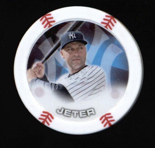Photo of 2014 Topps Chipz #48 Derek Jeter