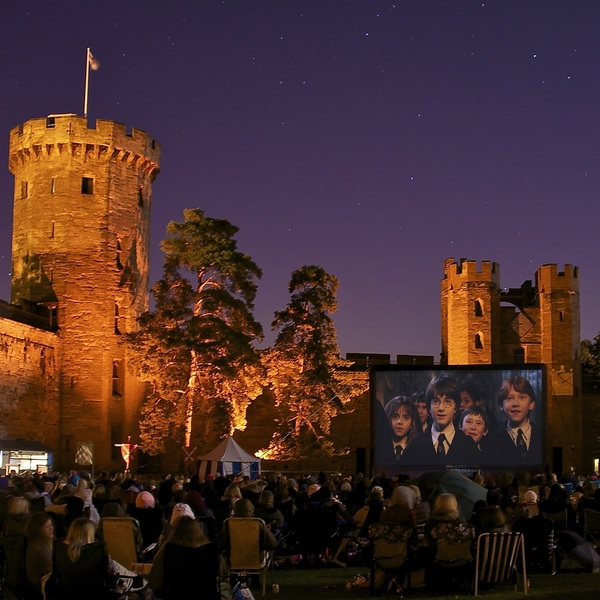 Photo of The Luna Cinema - Harry Potter and the Philosopher