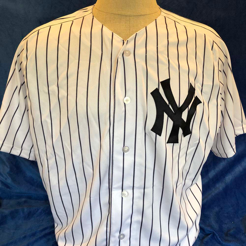 Photo of UMPS CARE AUCTION: Joe Torre Signed Yankees Jersey, Size 48