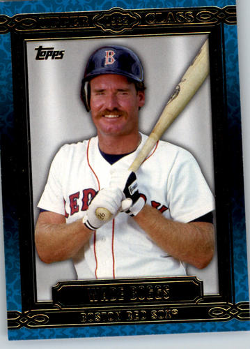 Photo of 2014 Topps Upper Class #UC46 Wade Boggs