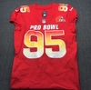 NFL - Browns Myles Garrett Game Issued 2019 Pro Bowl Jersey Size 44