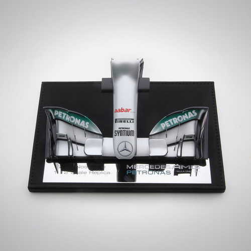 Photo of Mercedes MGP W03 1.12 Scale Nosecone - Amalgam Collection
