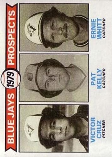 Photo of 1979 Topps #714 Victor Cruz RC/Pat Kelly RC/Ernie Whitt