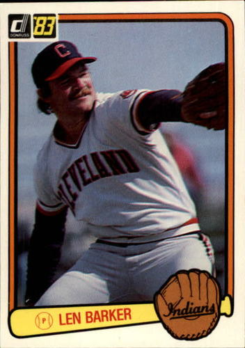 Photo of 1983 Donruss #111 Len Barker