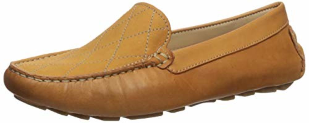 Photo of Driver Club USA Women's Leather Washington Driver Driving Style Loafer