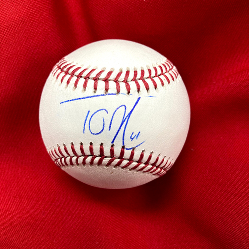Photo of Tyler O'Neill Autographed Baseball