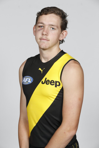 Photo of 2021 Player Issued ANZAC Guernsey - Riley Collier-Dawkins #26