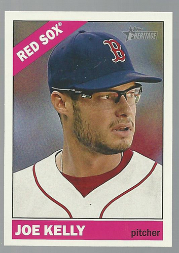 Photo of 2015 Topps Heritage #152 Joe Kelly