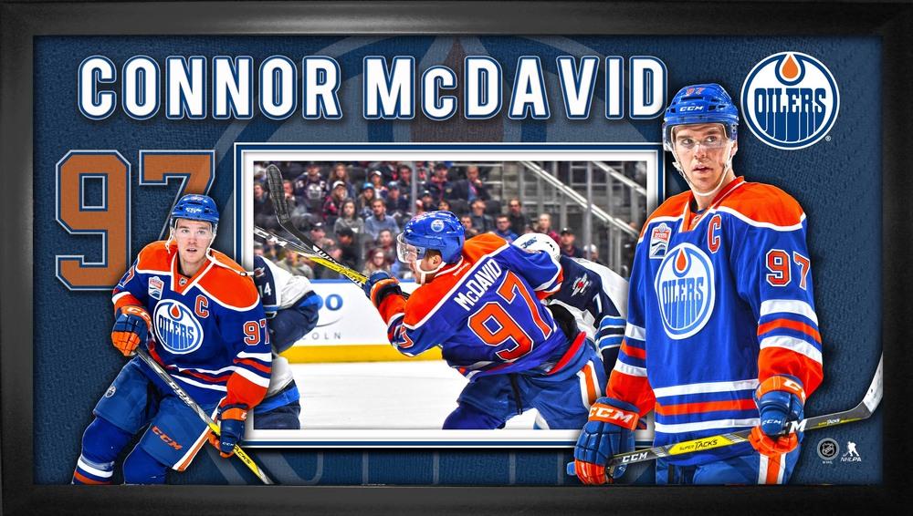 Connor McDavid - 10x20