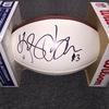 NFL - Texans Kris Brown signed panel ball