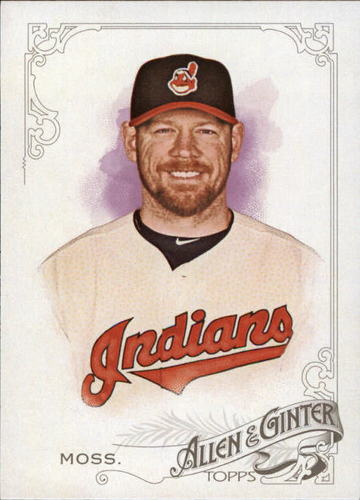 Photo of 2015 Topps Allen and Ginter #153 Brandon Moss