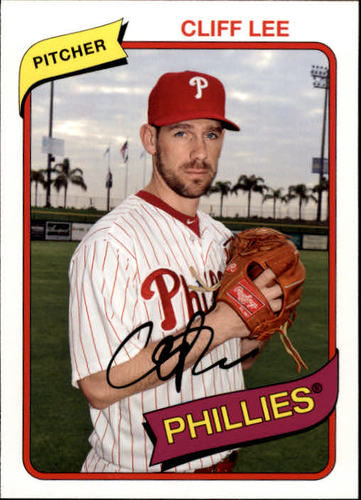 Photo of 2012 Topps Archives #108 Cliff Lee
