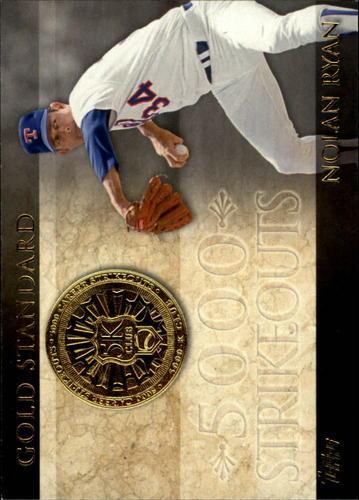 Photo of 2012 Topps Gold Standard #GS1 Nolan Ryan