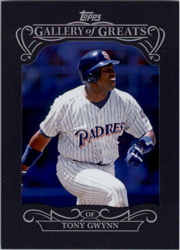 Photo of 2015 Topps Gallery of Greats #GG25 Tony Gwynn
