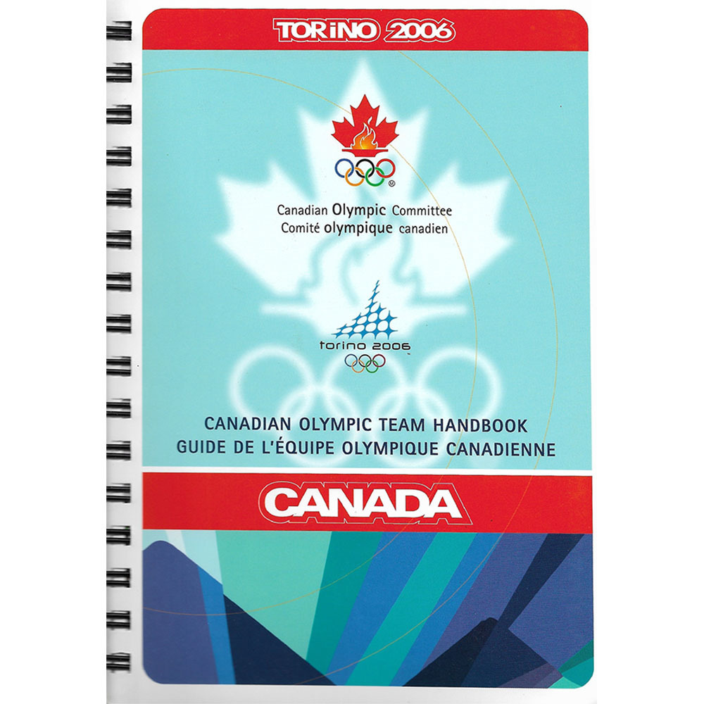 Team Canada 2006 Olympic Handbook