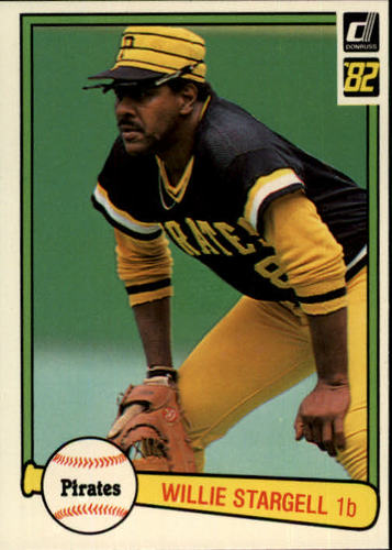 Photo of 1982 Donruss #639 Willie Stargell