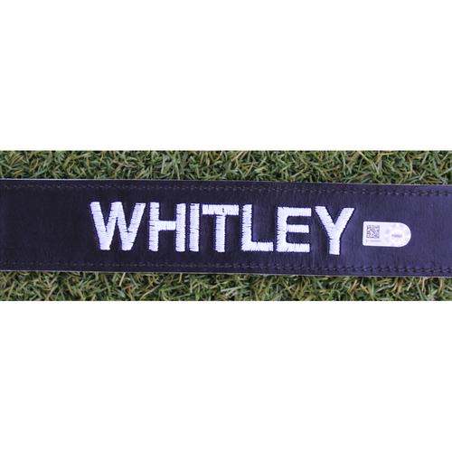 Photo of Team-Issued Belt: Whit Merrifield (Size 34)