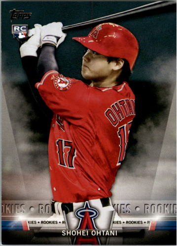 Photo of 2018 Topps Salute Series 2 #S54 Shohei Ohtani