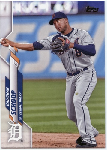 Photo of 2020 Topps #692 Jonathan Schoop