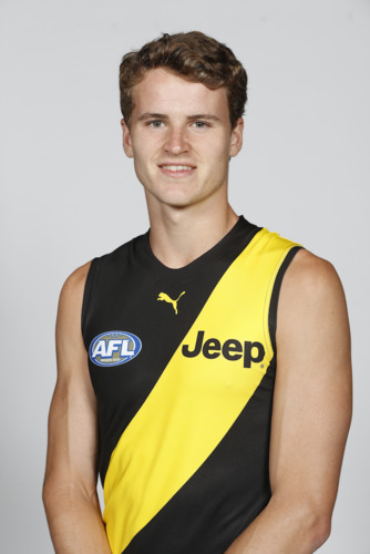 Photo of 2021 Player Issued ANZAC Guernsey - Thomson Dow #27