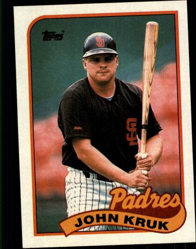 Photo of 1989 Topps #235 John Kruk