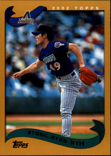 Photo of 2002 Topps #209 Byung-Hyun Kim