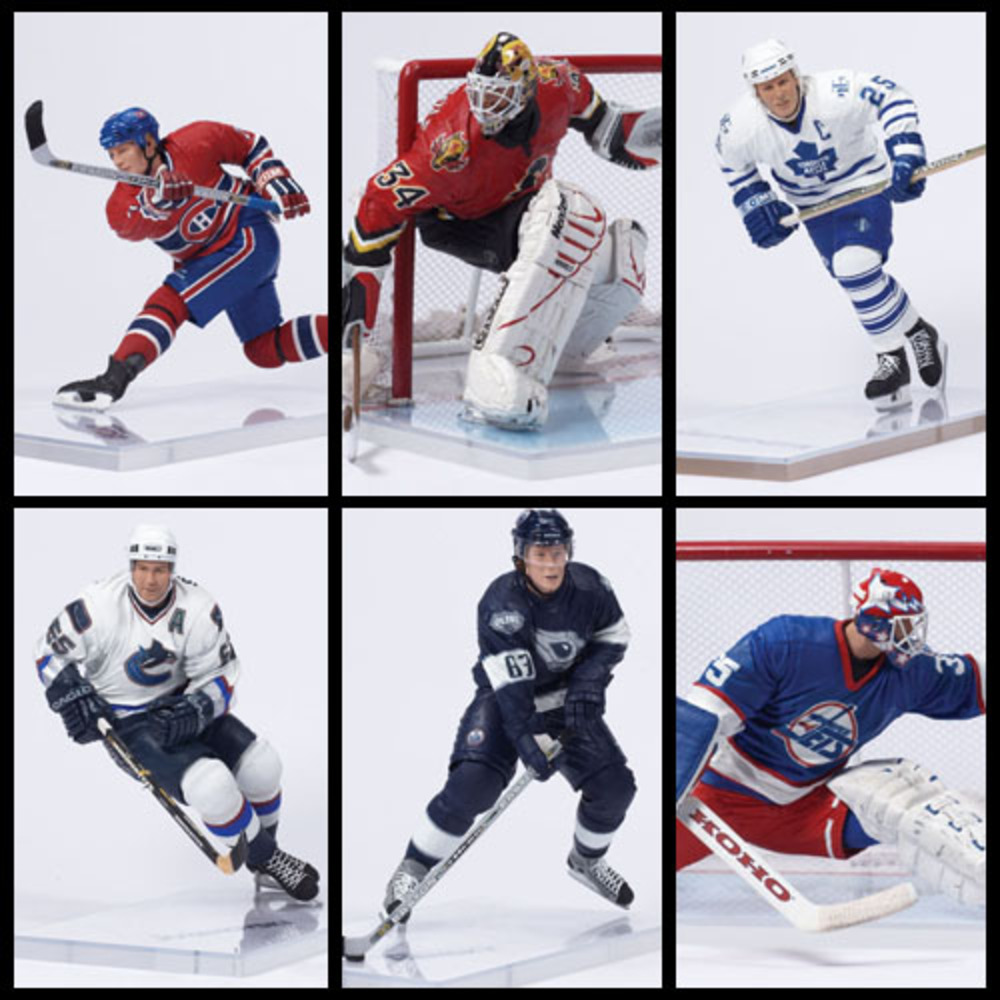 McFarlane NHL Series 11 Complete Set