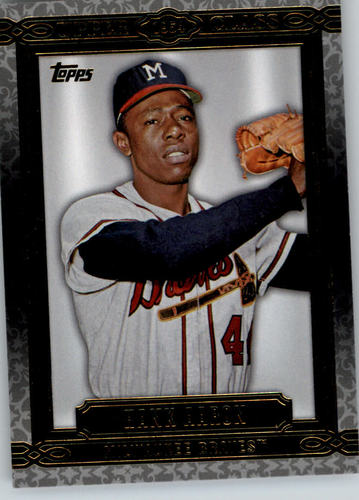 Photo of 2014 Topps Upper Class #UC48 Hank Aaron