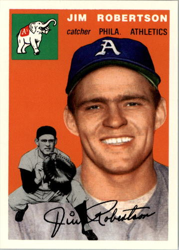 Photo of 1994 Topps Archives '54 #149 Jim Robertson