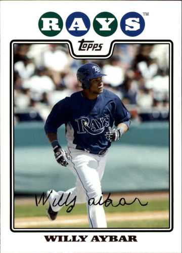 Photo of 2008 Topps Update #UH217 Willy Aybar