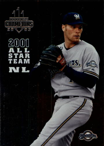Photo of 2003 Donruss Champions Metalized #146 Ben Sheets