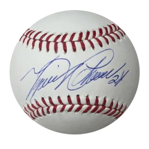 Miguel Cabrera Autographed Baseball Collection