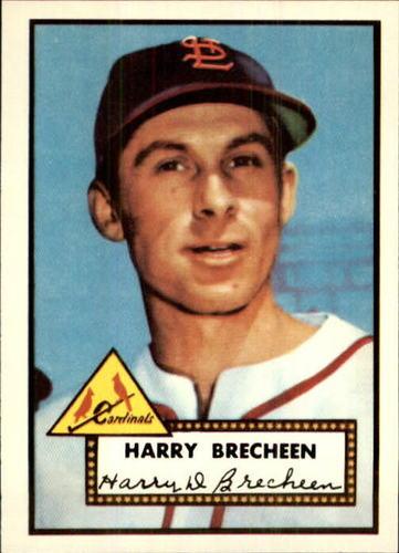 Photo of 1983 Topps 1952 Reprint #263 Harry Brecheen