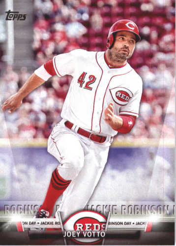 Photo of 2018 Topps Salute #TS3 Joey Votto