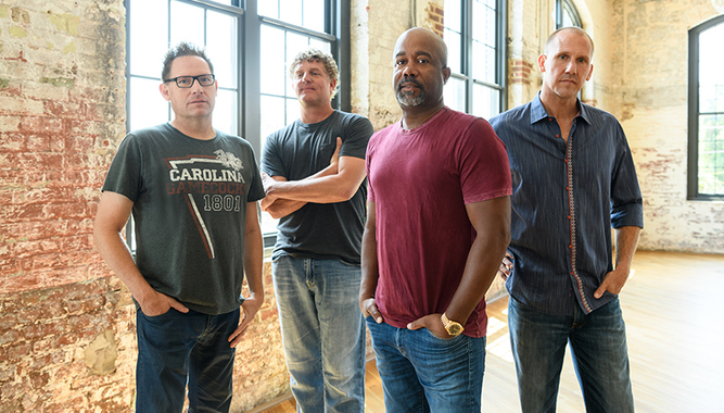 HOOTIE & THE BLOWFISH CONCERT EXPERIENCE