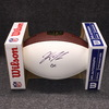 NFL - Raiders Rodney Hudson signed panel ball
