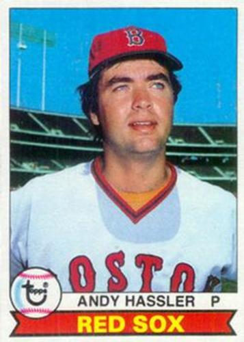 Photo of 1979 Topps #696 Andy Hassler