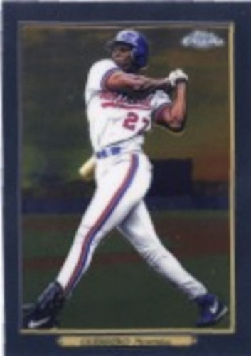 Photo of 2020 Topps Turkey Red '20 Chrome Series 2 #TRC54 Vladimir Guerrero