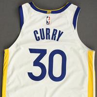 Stephen Curry - Golden State Warriors Charity Auction - Stop AAPI Hate - Game-Worn Association Edition Jersey - 2020-21 NBA Season