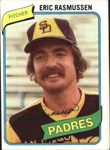 Photo of 1980 Topps #531 Eric Rasmussen