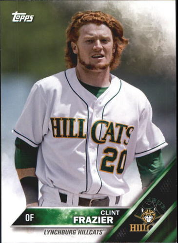 Photo of 2016 Topps Pro Debut #123 Clint Frazier Pre-Rookie Card